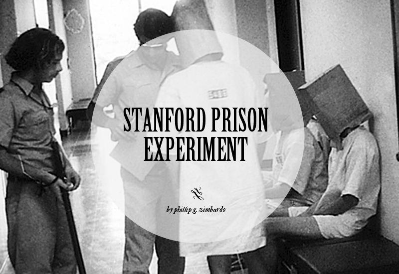 the stanford prison experiment philip zimbardo essay